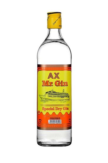 Picture of Mr. Gin 750 ML.