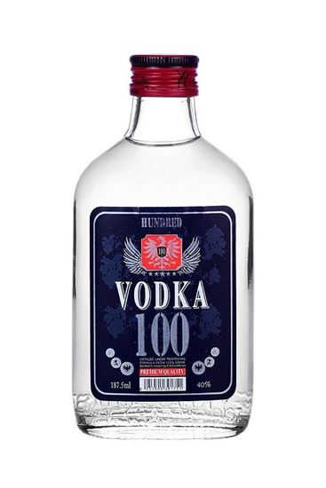 Picture of Vodka 100 (187.5 ML.)