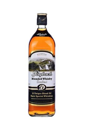 Picture of Pay Back Black Whisky 1 LTR