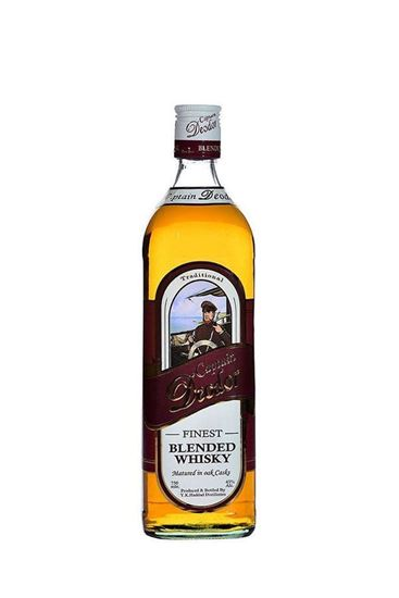 Picture of Captain Deodor Whisky 750 ML.