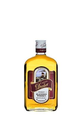 Picture of Captain Deodor Whisky 375 ML.
